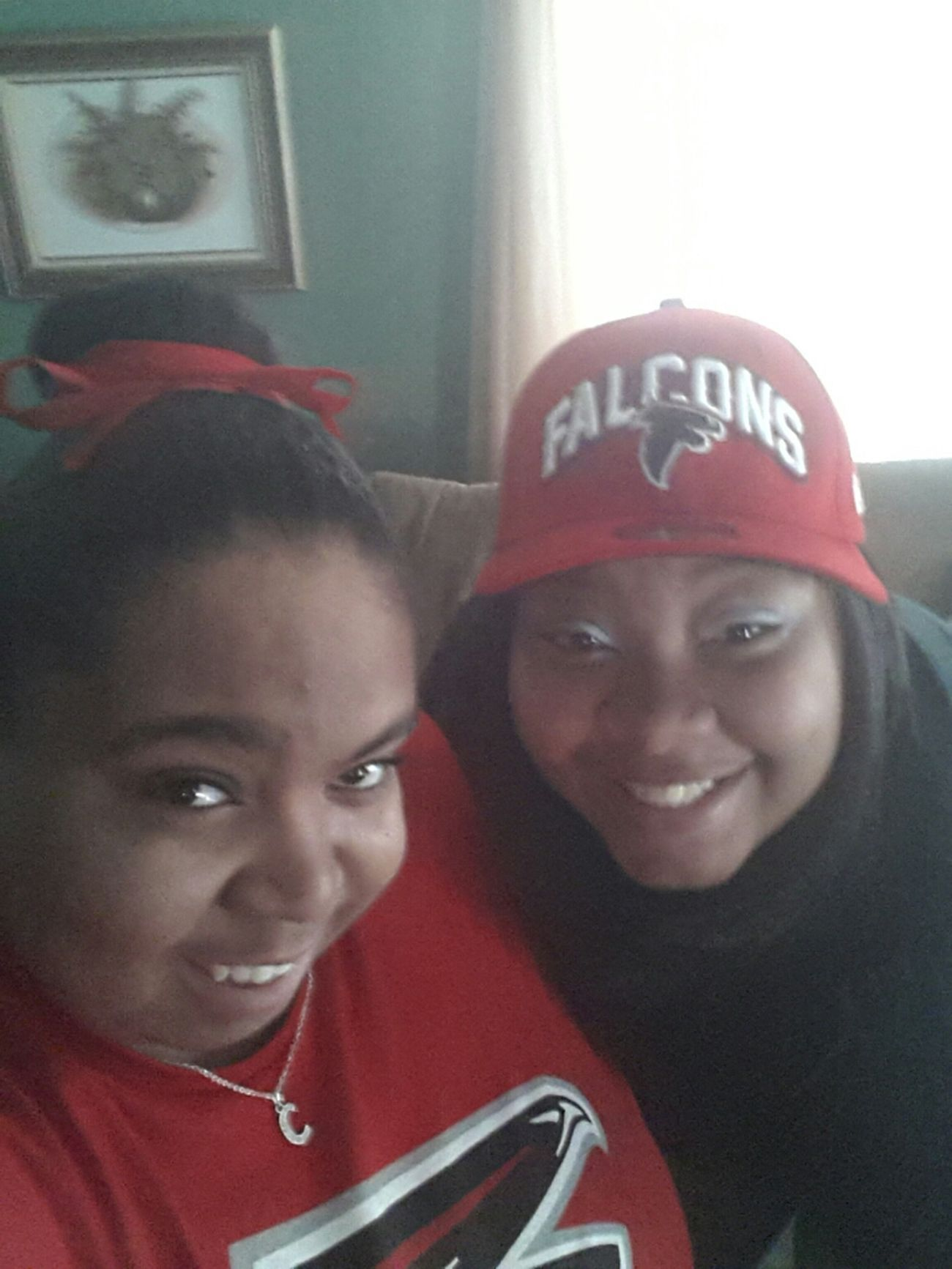 #FalconsNation