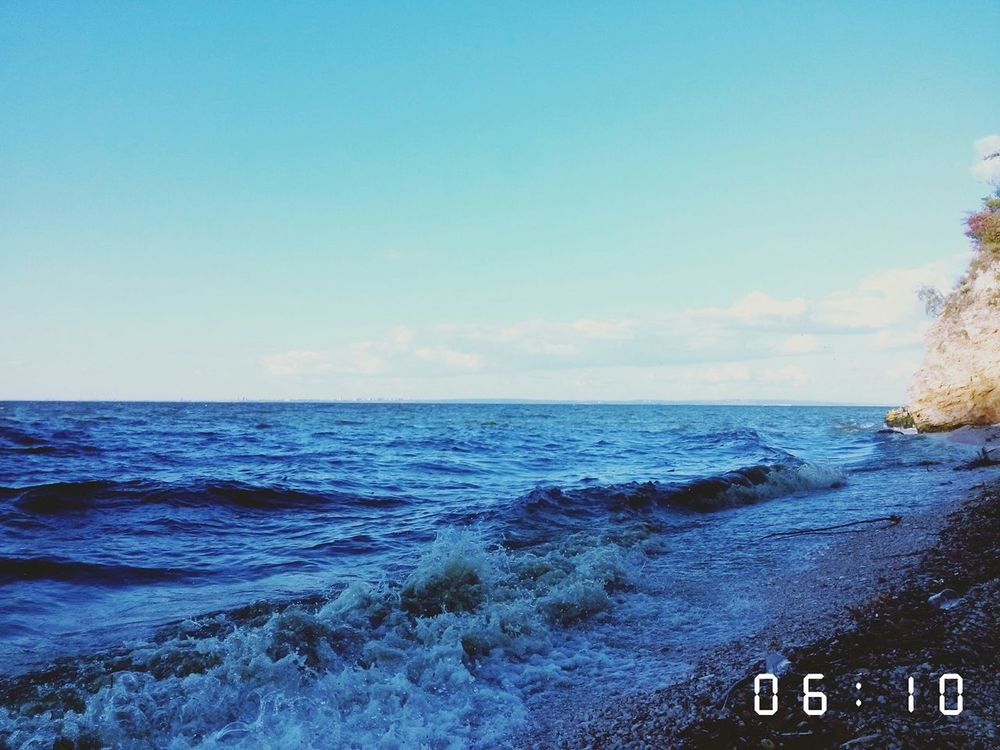 Relaxing Sea And Sky Traveling Beautiful Summer ☀ Cool Nature Wonderful