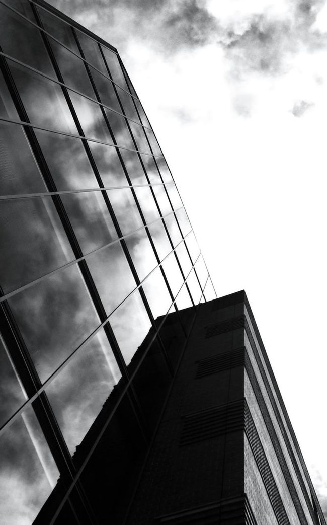 Change Your Perspective Lookingup Architecture Architecture_bw Change what
