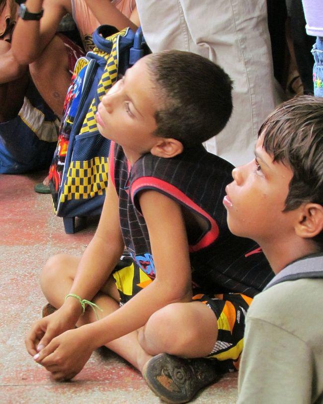 Focusing. Children Childhood Payattention