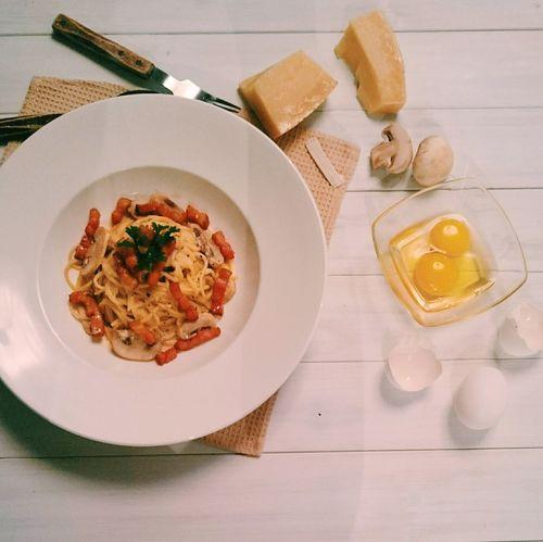 今天,拍新菜✨✨。 Food Noodle Pasta 吃吧 Dinner Lunch Taiwan