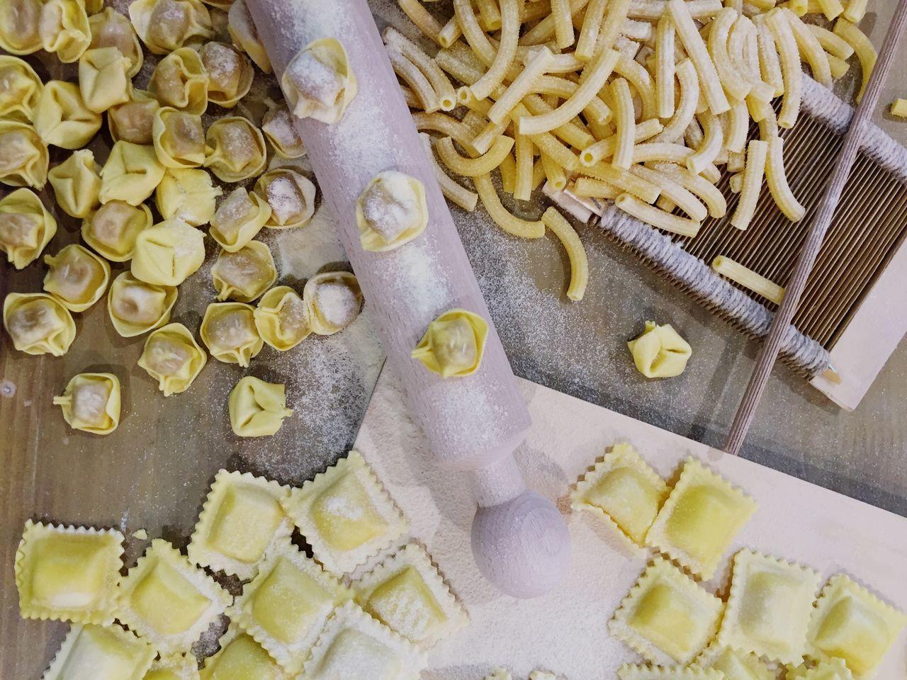 Pasta Noodle Noodles Food Cooking Preparation