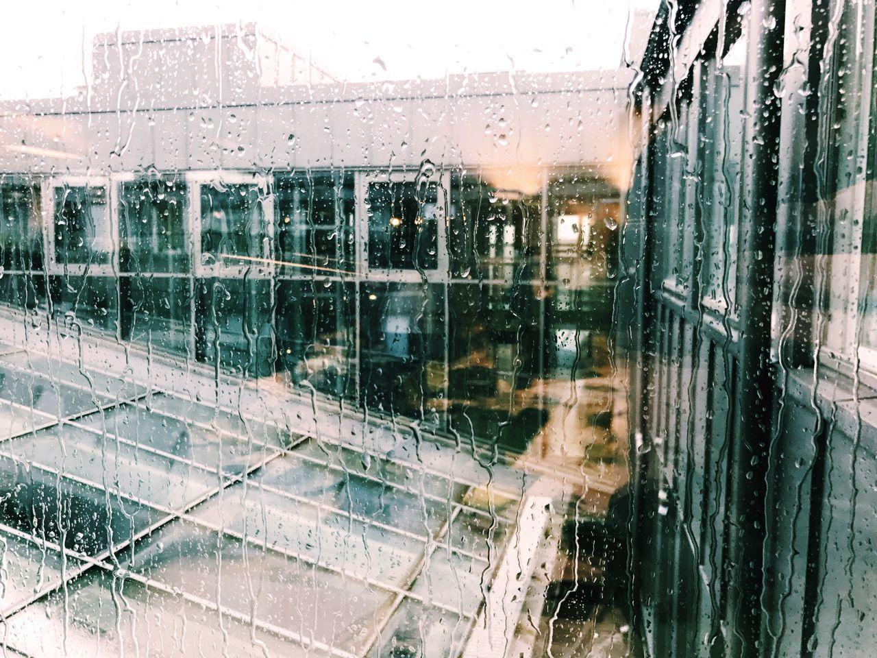 Rain rain rain..... Rain Window Wet Glass - Material Drop Transparent Water Rainy Season RainDrop Weather Indoors  Torrential Rain Looking Through Window Reflection Condensation No People Day Shower Close-up Nature Rainy Days Indoor Weather Weather Photography