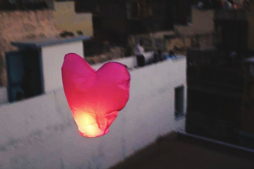 #loveisintheair #peace #love Heart Shape Love Pink Color