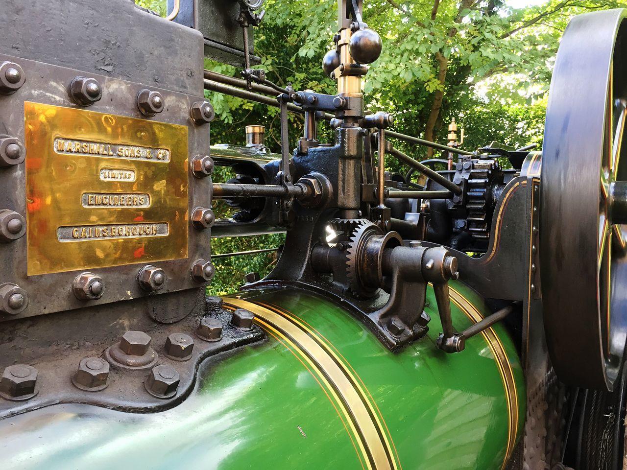 Traction Engine Steam Engine