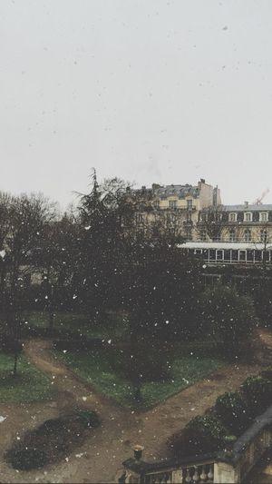 Snow Paris Prepa Victor Duruy Garden