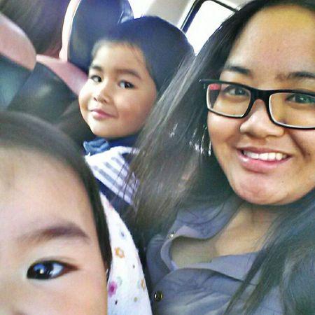 My Partnersincrime haha Dayoff Bondingtime Siblings babies cute