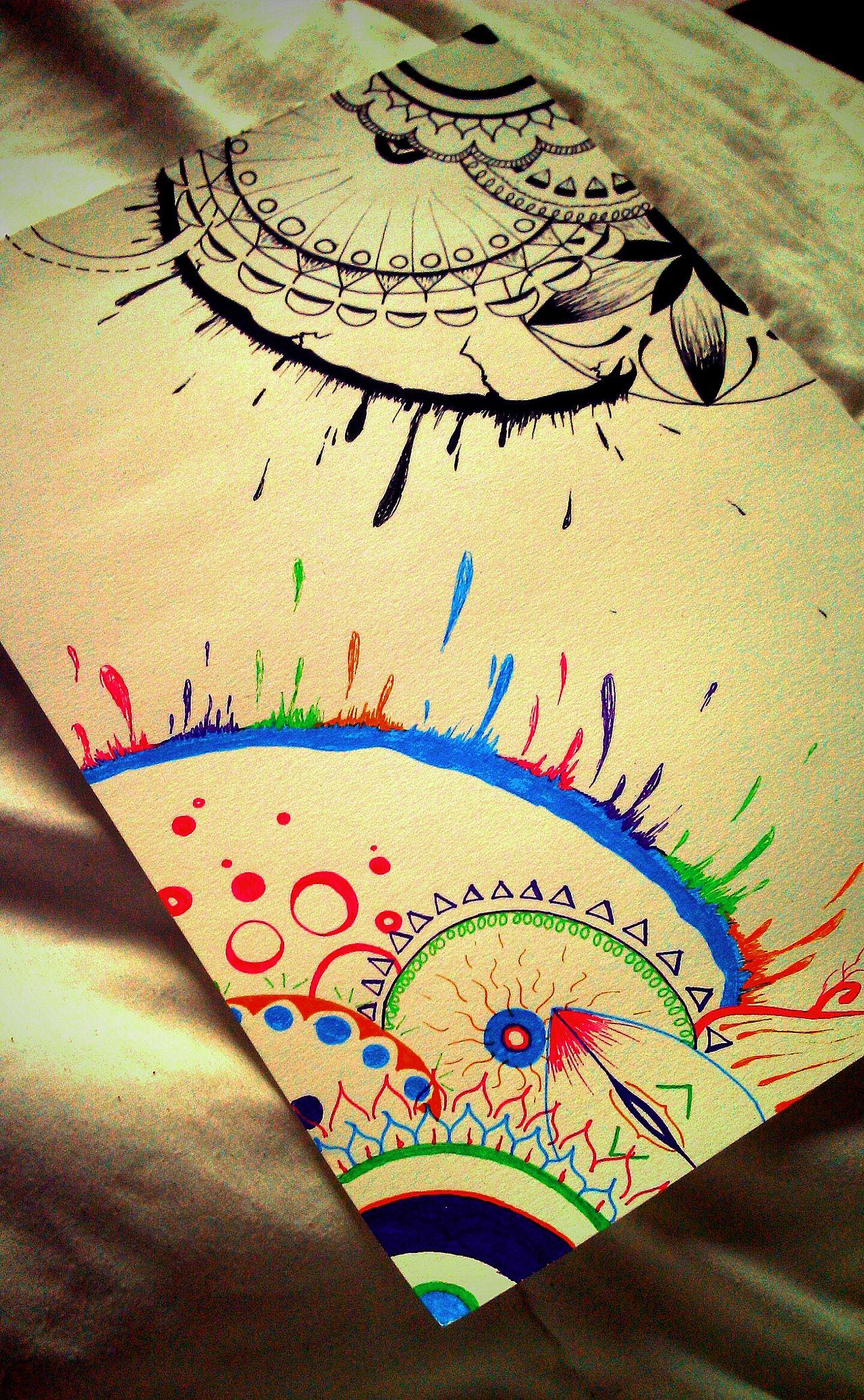 """""""Deux choses peux nous separer: la vie et la mort..."""" Draw Imagination Life Chose"""