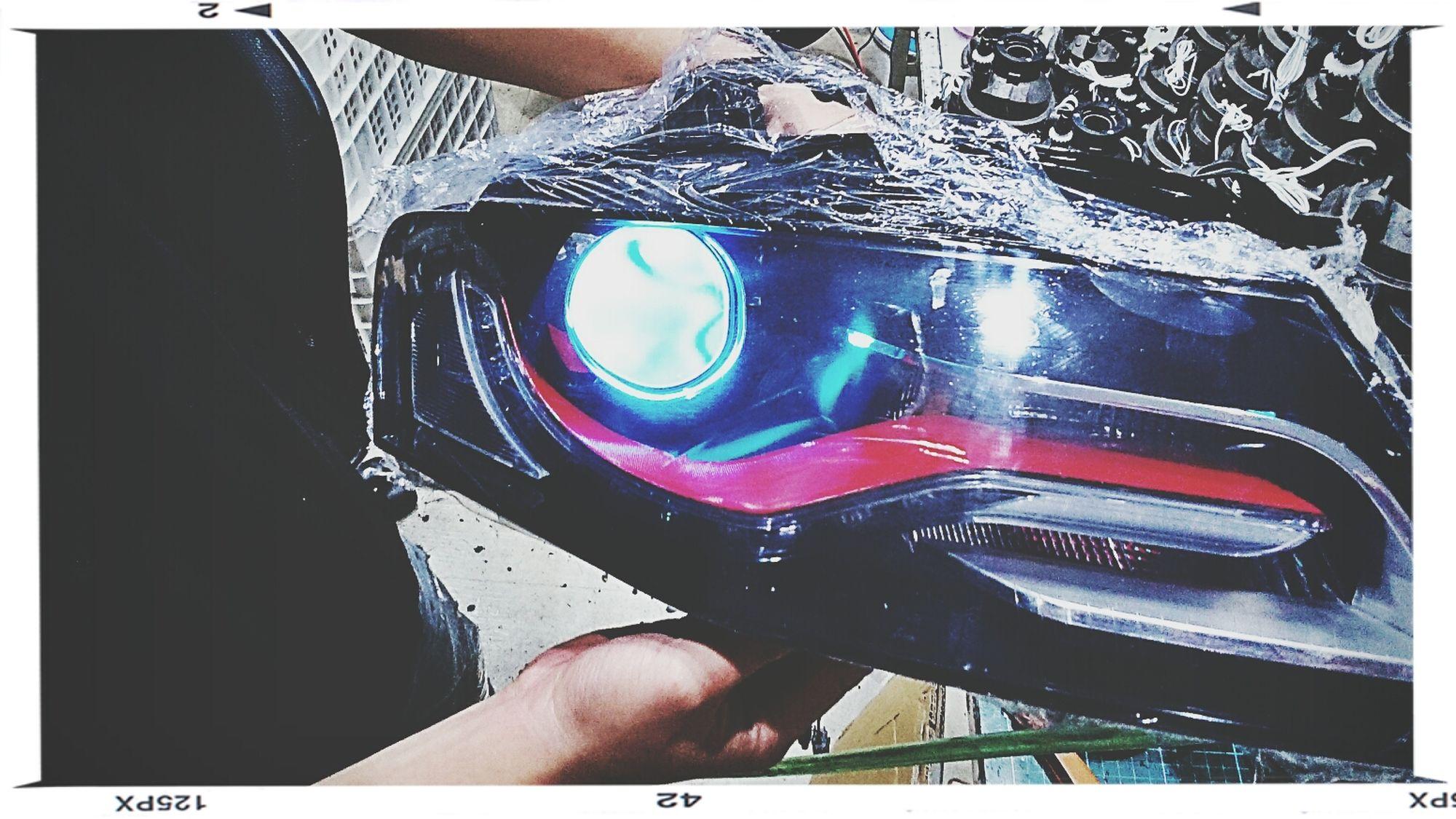 Audi Devileye Headlightproject Taipei taiwan