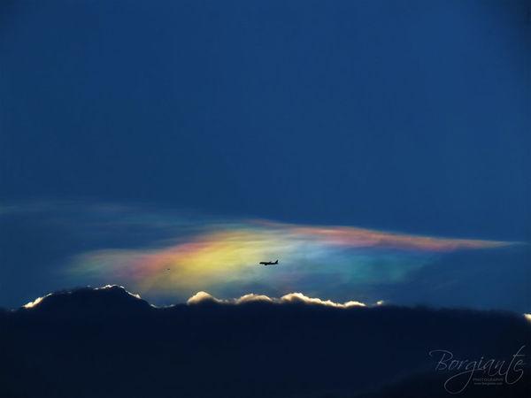 Borgiante Cielo Cielo Azul Cielo Y Nubes  Colors Cuautitlan Cuautitlanmexico Iridiscent Iridiscent Clouds Mexico Nubes Nubes Iridiscentes Nubesiridiscentes Sky