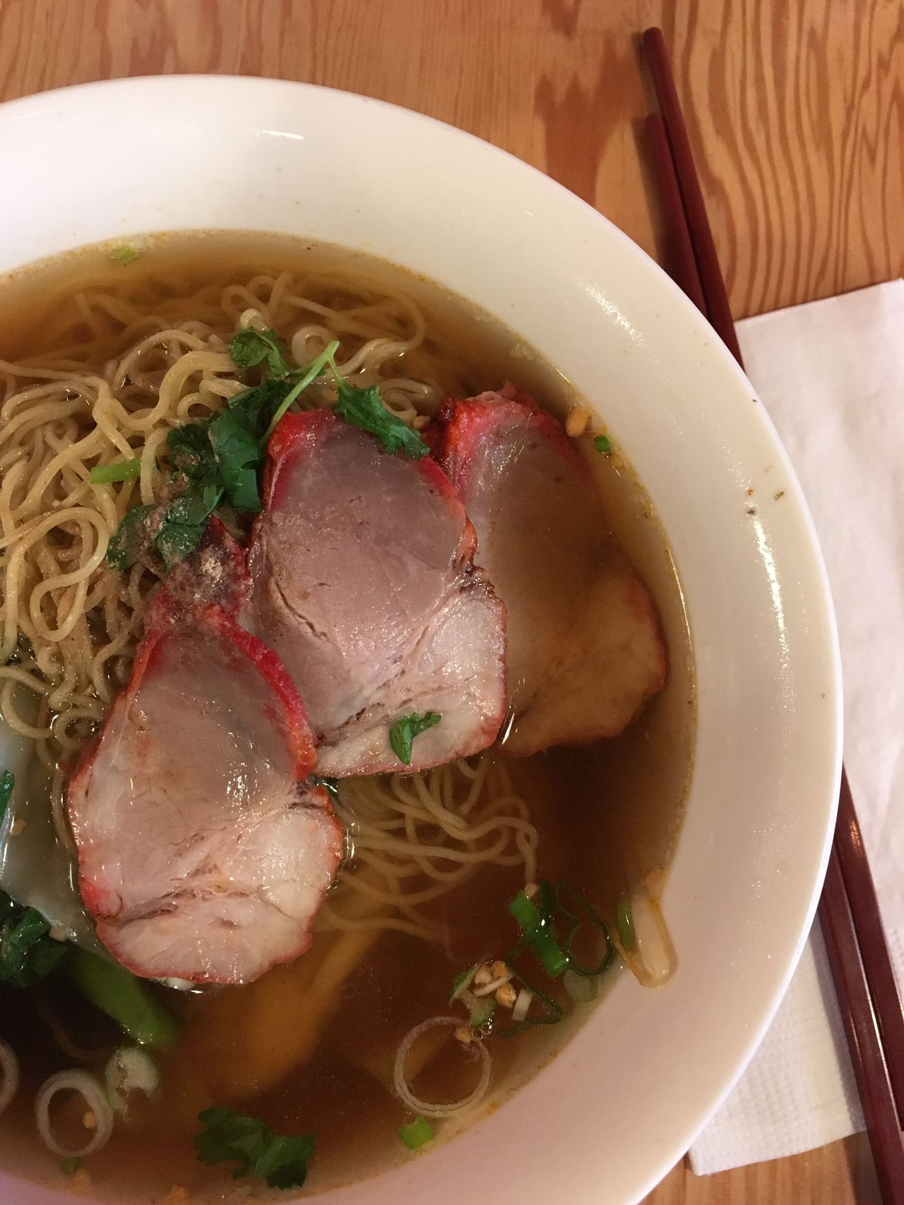Food Bowl Noodle Soup Healthy Eating Meal