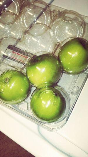 Gotta Eat Them Apples :D