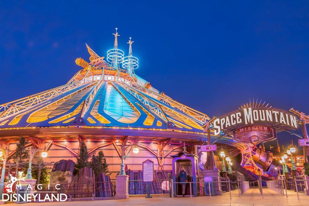 Amusement Park Amusement Park Ride Illuminated Night Disneylandparis Disney Waltdisney Disneyland Disneyland Resort Paris Disneyland Paris Starwars
