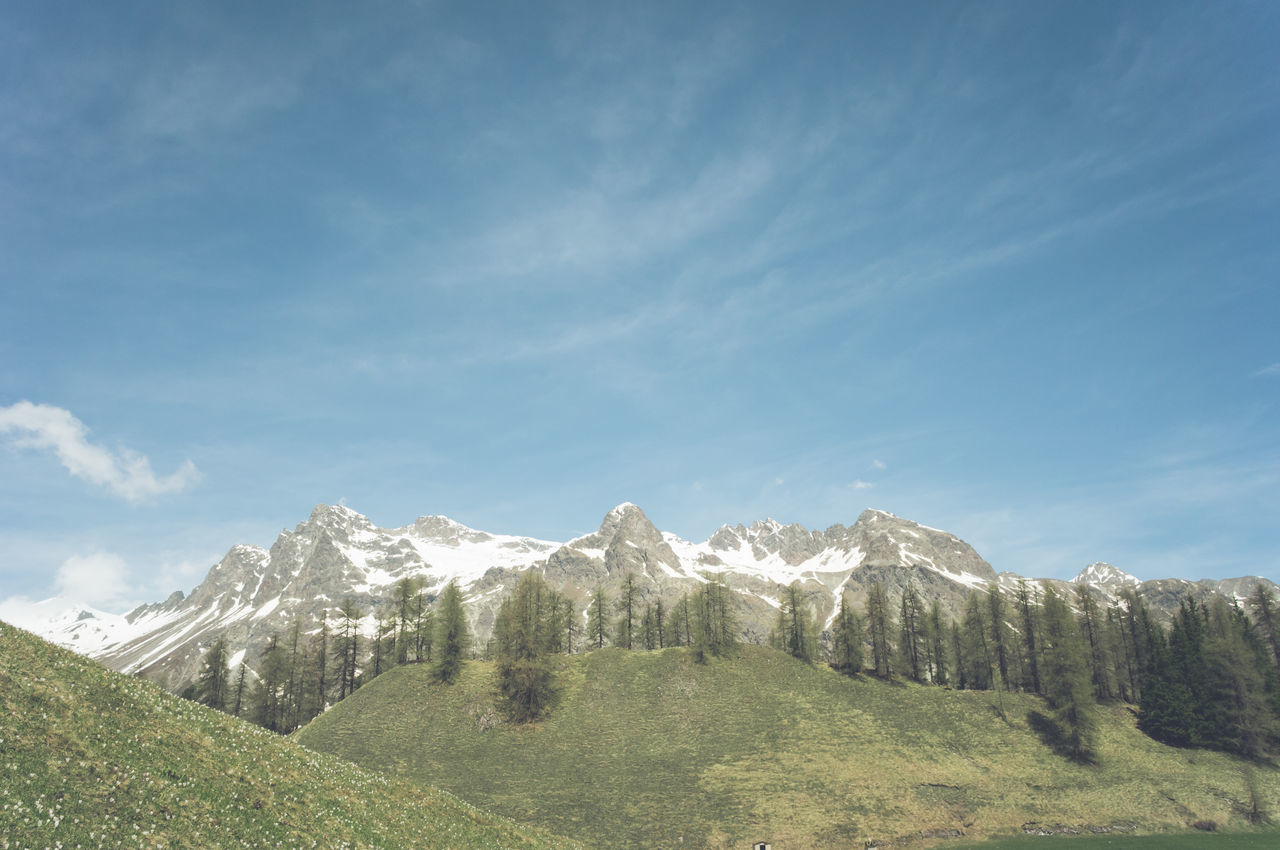 nature, mountain, sky, beauty in nature, landscape, outdoors, scenics, no people, day, scenery, high, range