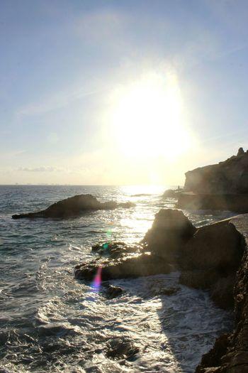 Bellísimo IslaMujeres Lovely Beautiful Nature Beautiful Sunset Photooftheday FotoDelDia Cancun Canont3i Amomicanon Taking Photos