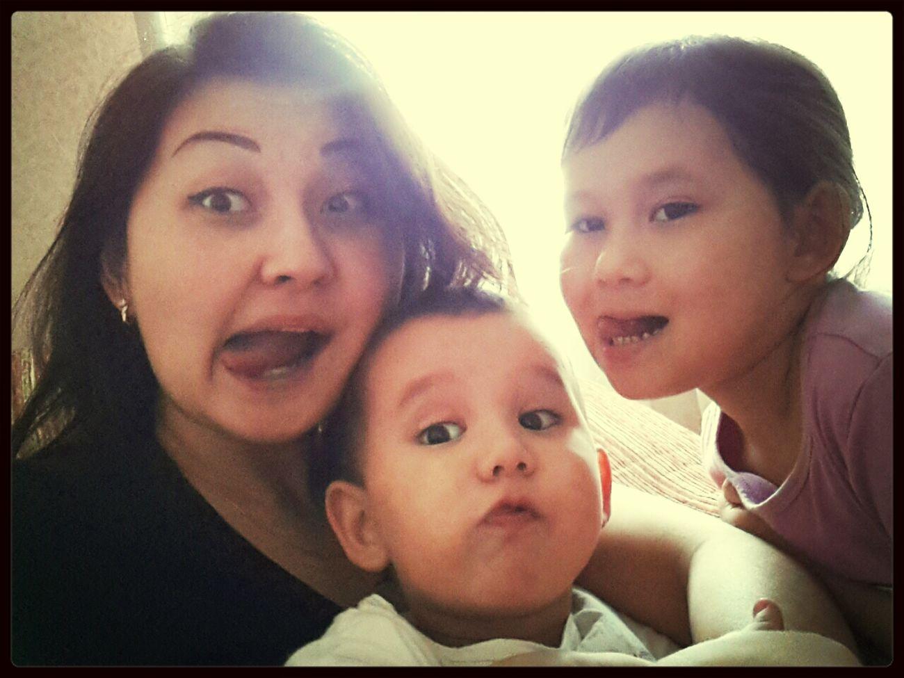 Love My Family ❤ детицветыжизни Безудержное веселье)