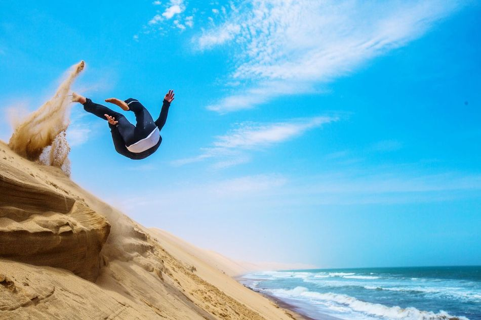 Beautiful stock photos of africa, sea, sky, tranquil scene, scenics