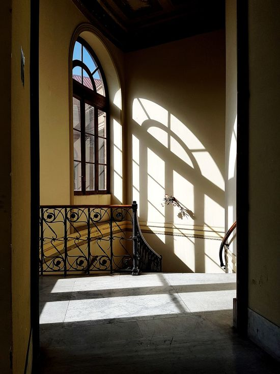 EyeEm Selects Indoors  Architecture Politics And Government Window Light And Shadow Lights Projection Hidden Gems  Historical Monuments Architecture_collection The Week On EyeEm Built Structure Staircase