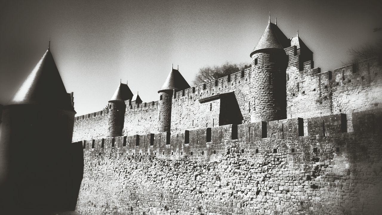 Castle IV Eye4photography  Blackandwhite Blancoynegro Monuments