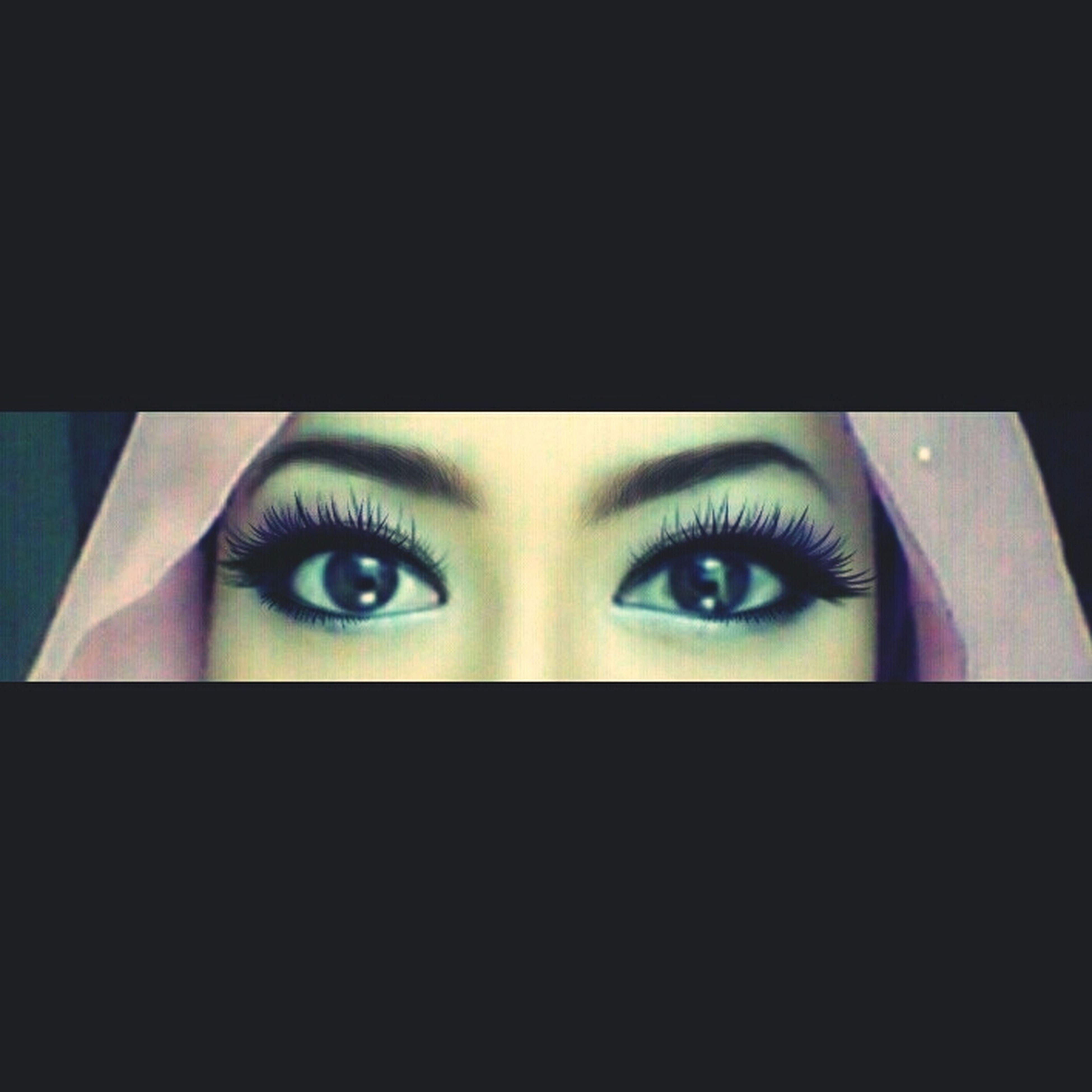 Eyes Hello World That's Me Hijabista
