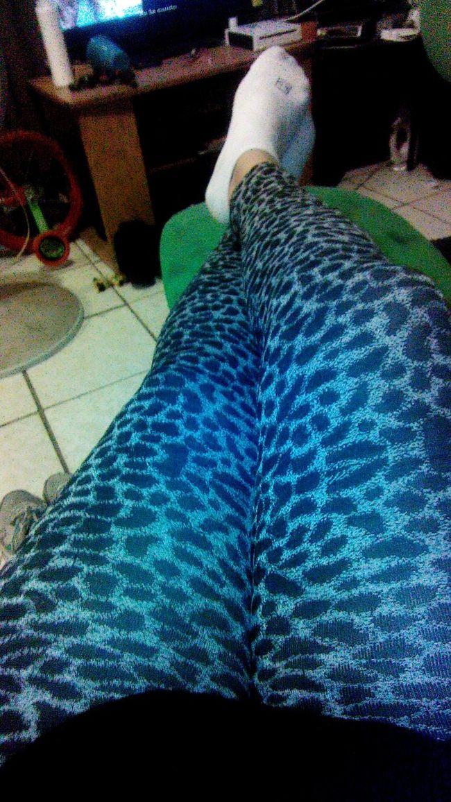 My Leggings :) Exercise Time Working Hard Im Tired