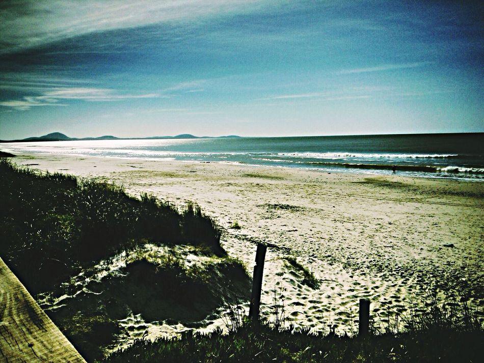 Sunshine Beach Nature Sea