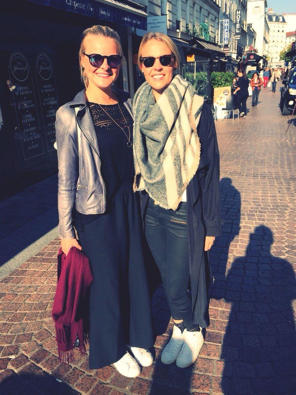 Paris Sunday Passy Sisterlove
