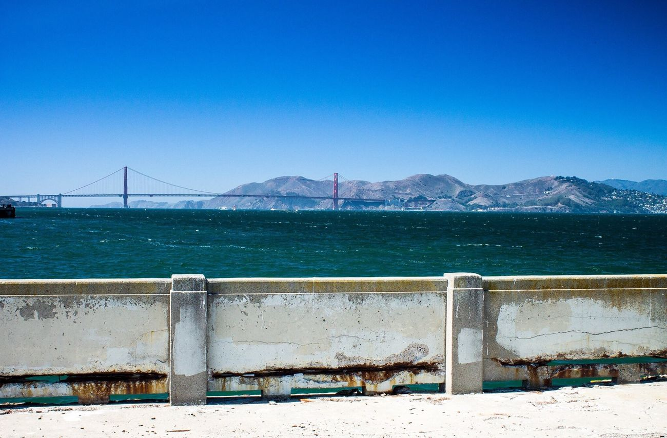 Beautiful stock photos of san francisco, Beauty In Nature, Blue, Bridge - Man Made Structure, Built Structure