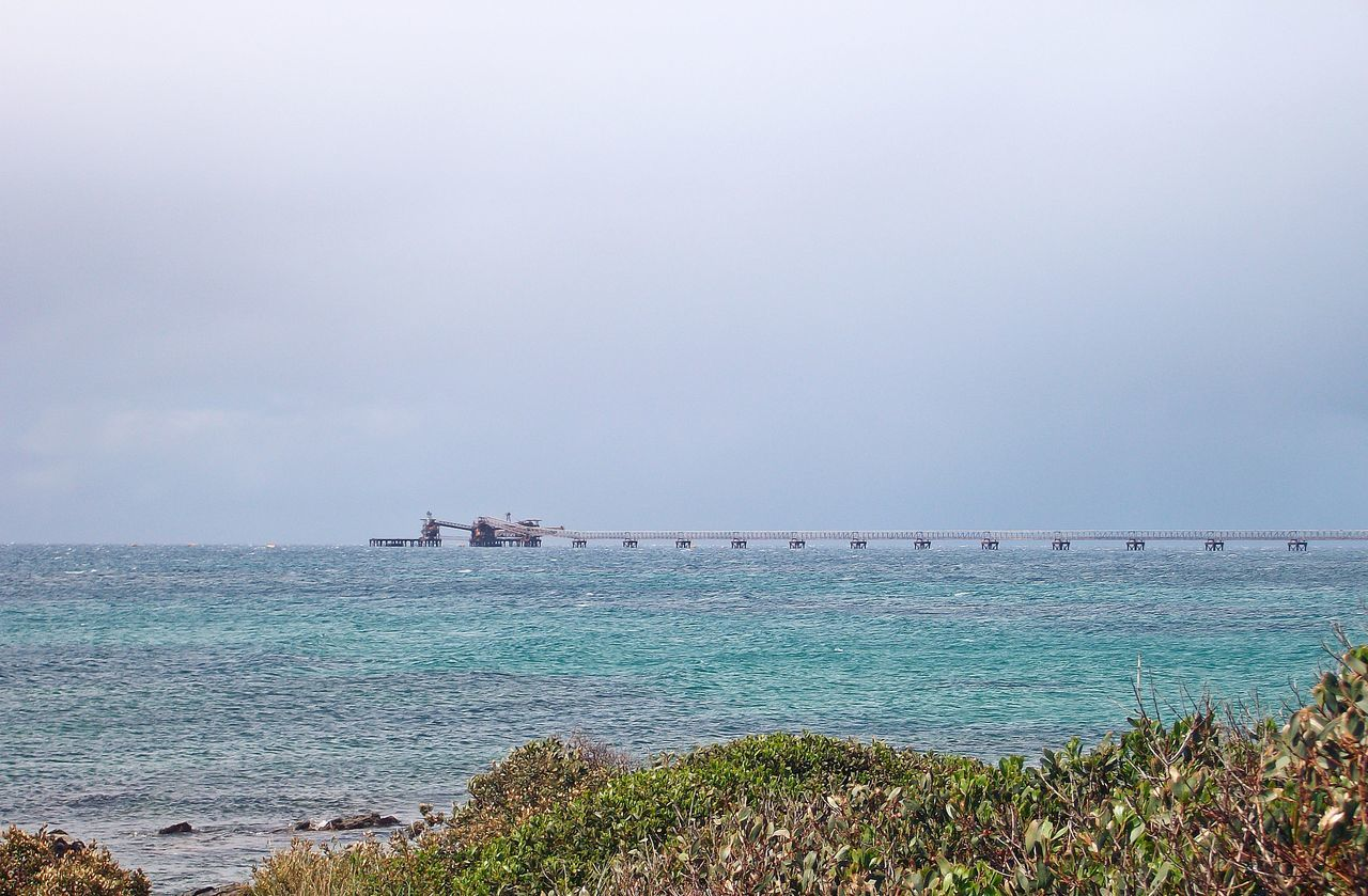 Stanley Beach Beauty In Nature Day Grass Horizon Over Water Nature Nautical Vessel No People Outdoors Rock - Object Scenics Sea Sky Tranquil Scene Tranquility Water