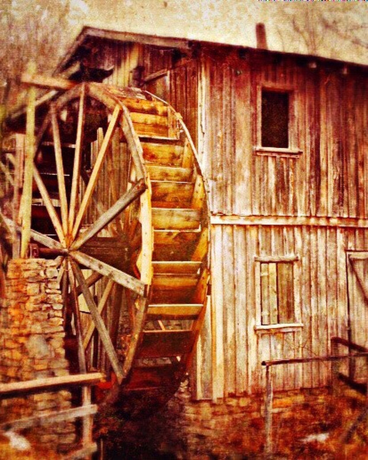Wood - Material Water Wheel Outdoors Built Structure Wheel No People Building Exterior Abandoned Weathered Architecture Old-fashioned Day Watermill Cabin Nature Close-up IPhoneography Streamzoofamily Shootermag_usa Malephotographerofthemonth Non-urban Scene Mobiography