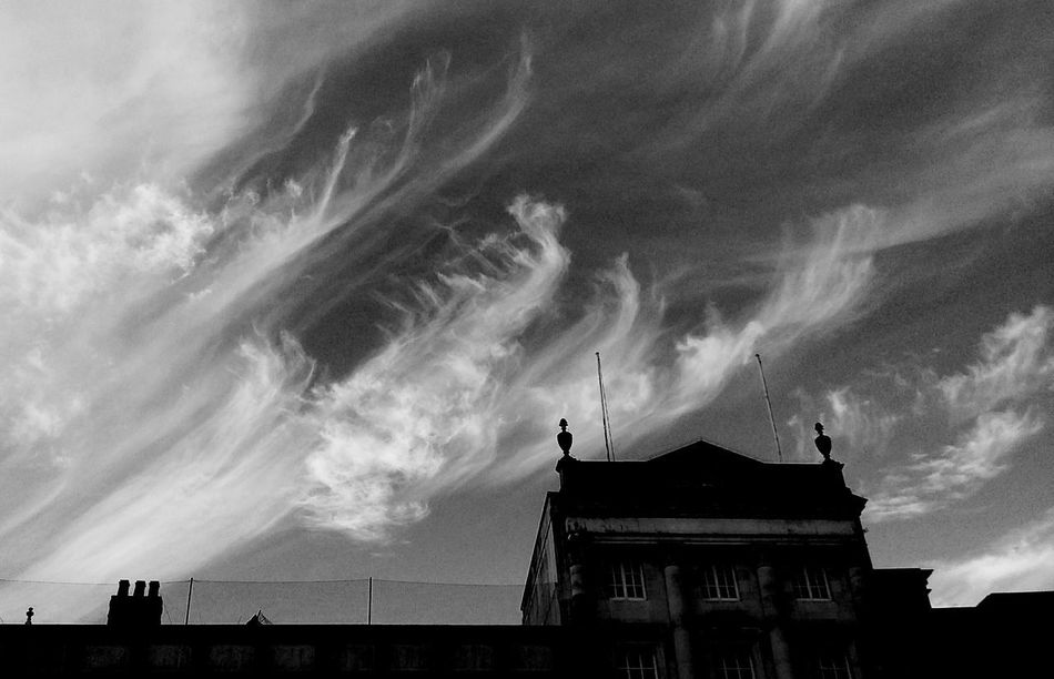 Architecture Building Exterior Built Structure Cloud - Sky Day Low Angle View No People Outdoors Silhouette Sky Travel Destinations