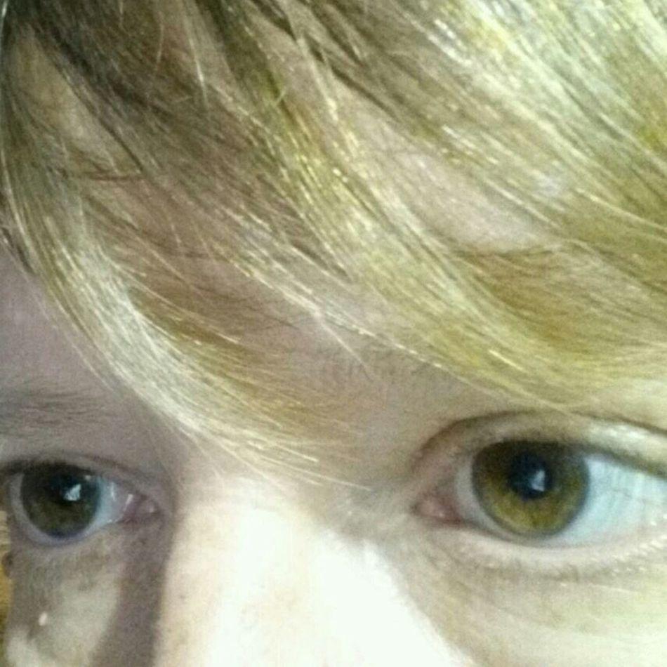 Self Portrait eyes