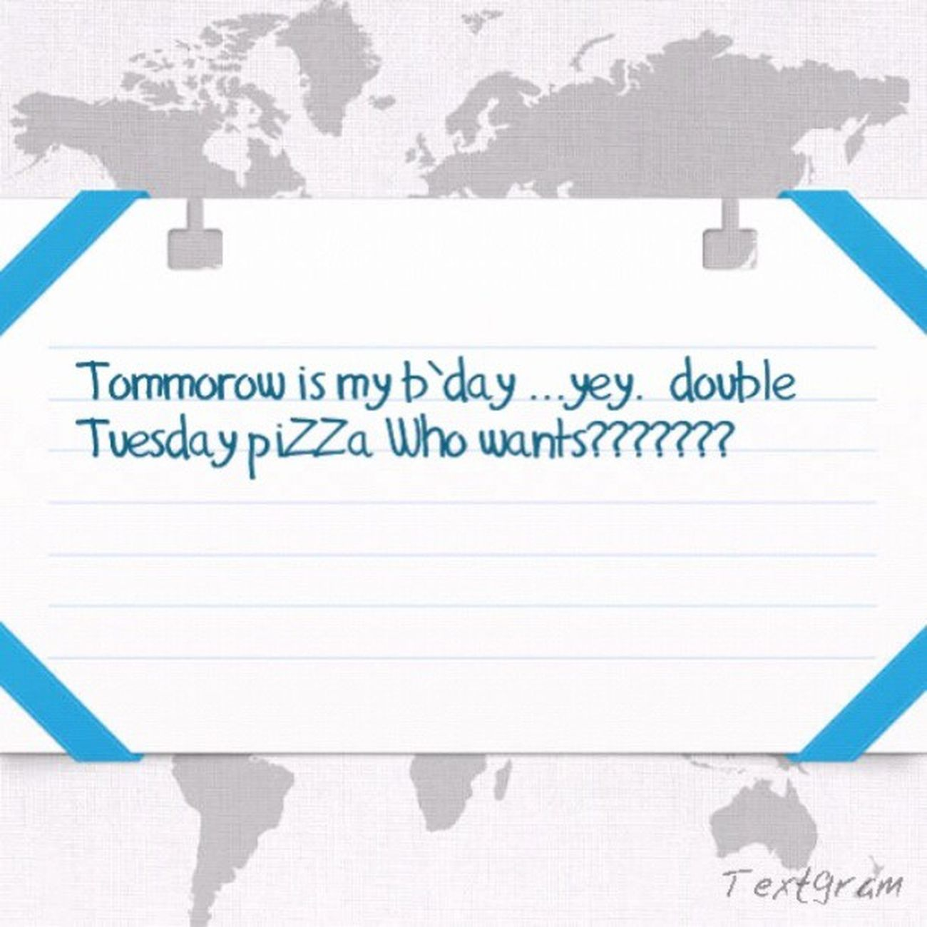 Yey.?.... Double Tuesday Pizzahutbrunei
