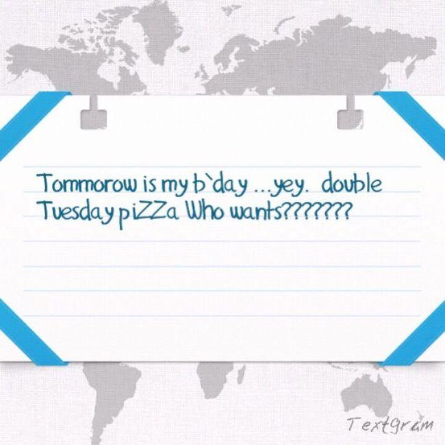 Yey.?.... Double Tuesday Pizzahutbrunei