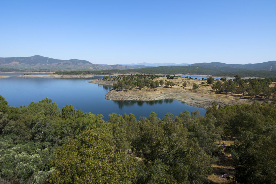 Granadilla Cáceres Beauty In Nature Landscape Mountain Nature Scenics Tranquil Scene Tranquility