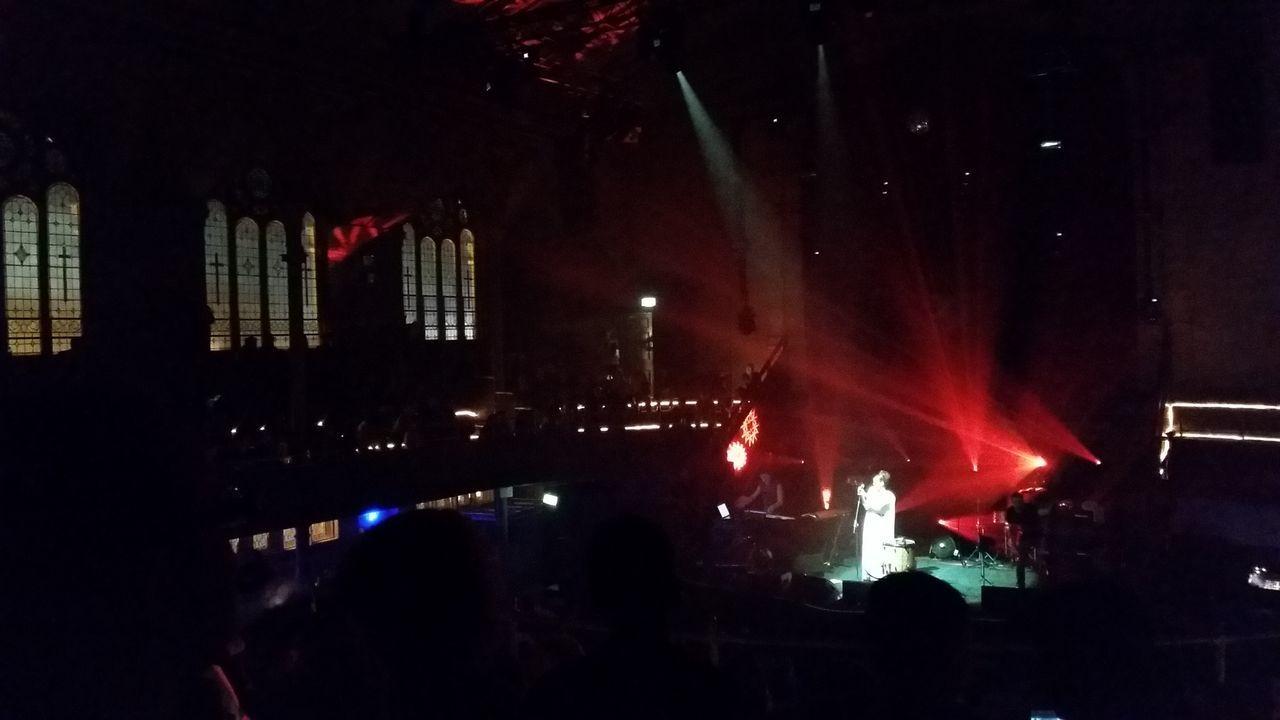 Manchester Concert Gig Lamb