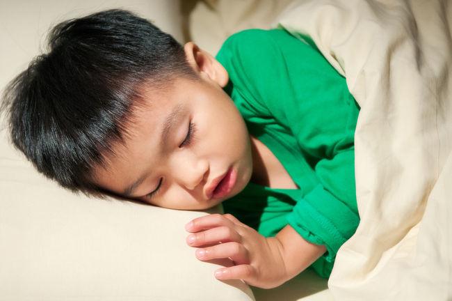 Closeup portrait of a young boy sleeping soundly. 3 Years Ago Asian  Asleep Bed Bedtime Boy Child Childhood Close-up East Asian Face Indoors  Kid Nap Night Night, Sleep Tight Portrait Resting Sleep Sleeping Tired Young
