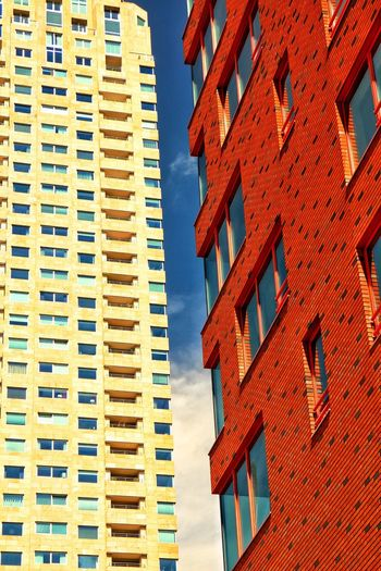 Check This Out Hello World Office Building Architecture Photography Architecture_collection Architecture High Rise Building Fresh On Eyeem  Architecturephotography Color Explosion Highrise Tower The Architect - 2016 EyeEm Awards