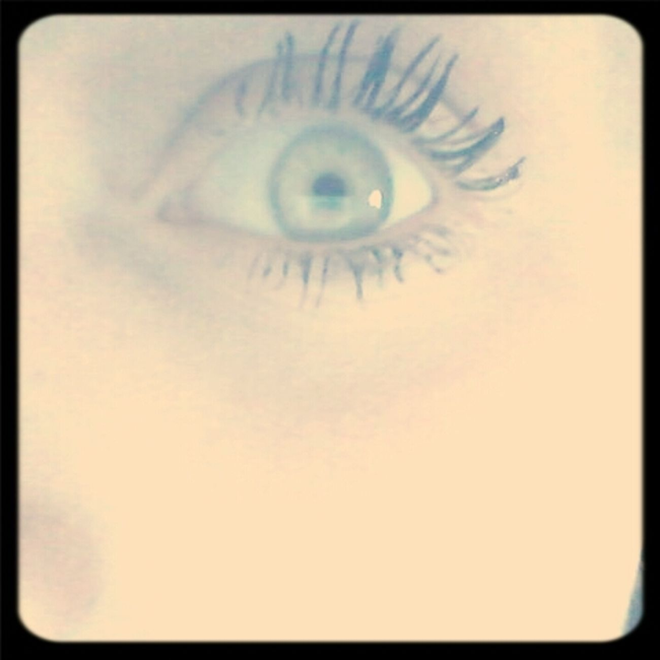 my eye!!!(: its green,,. ♡♥``