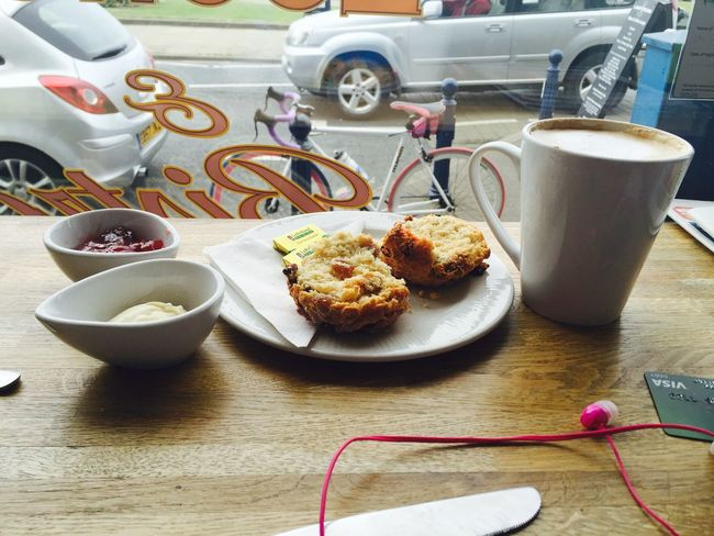 Seaham Coast Summer SingleSpeed Bike Fixie Fixed Gear Bikesaroundtheworld Mangobike Custombike Breakfast