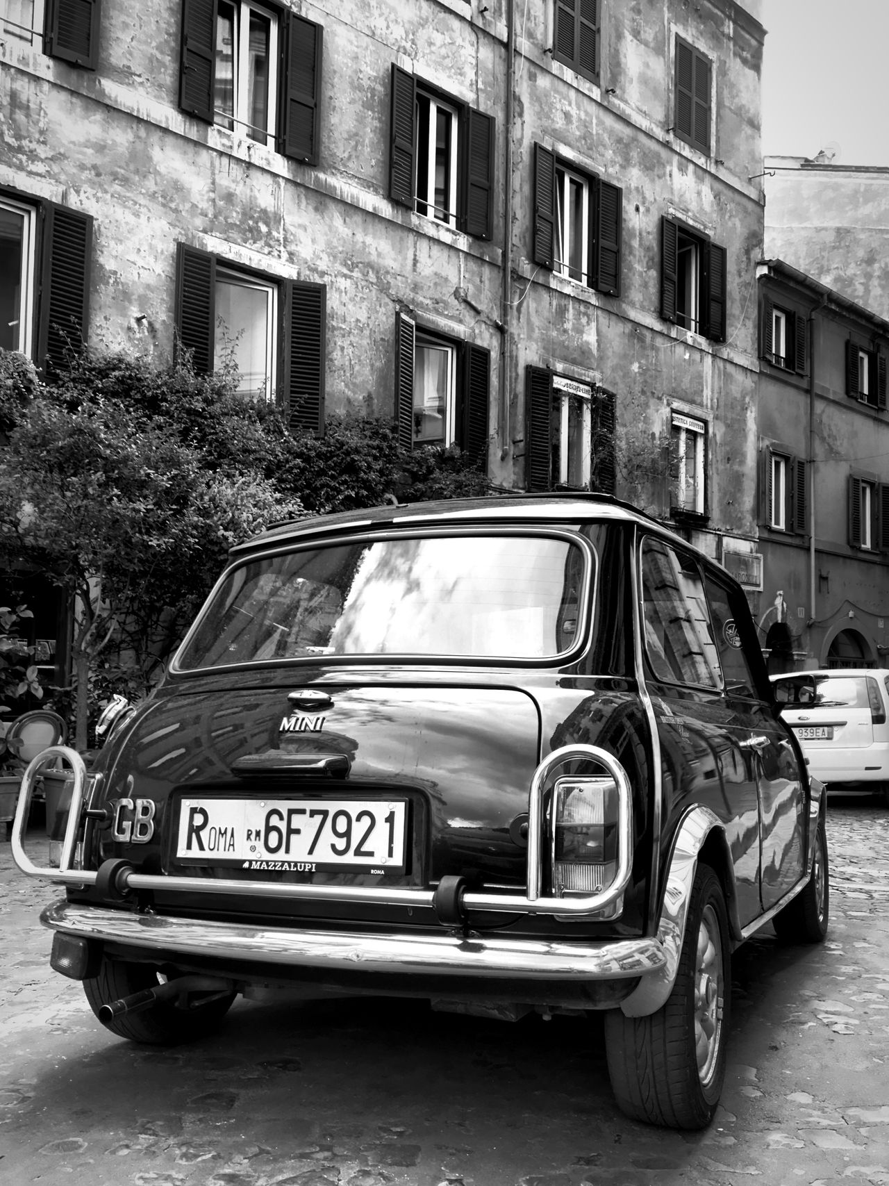 When in Rome 007 Rome Italy Architecture Transportation VSCO Shootermag Blackandwhite Photography Black & White Street Black And White City AMPt - Street