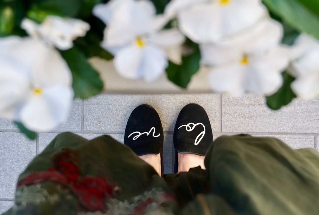 Shoe Flower Flowers Love Love ♥ Lovely Shoes Shoes ♥ Shoeselfie Cute Peaceful Serenity Serene Serene Outdoors Outdoors Outdoor Photography Outdoors Photograpghy  Love In The Air In Love Chic