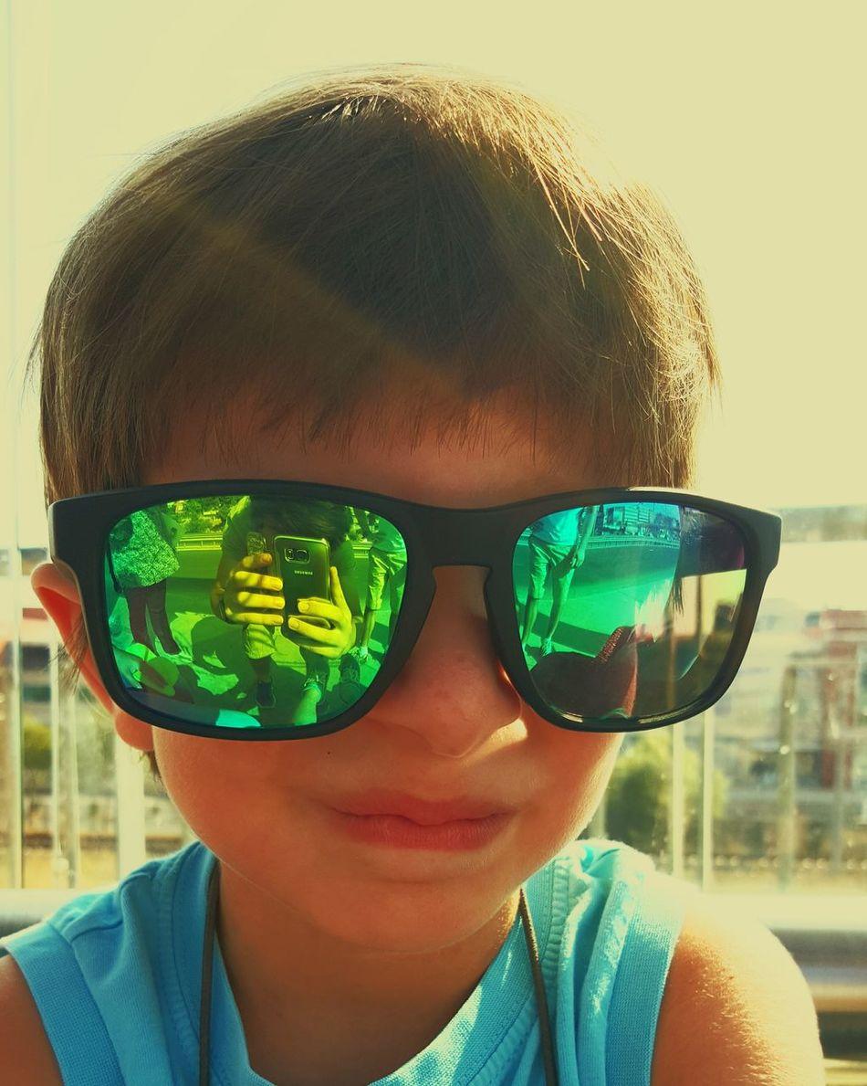 Sunglasses :) Babyboy Coolbabys Cool Baby! Colorful Saklimedia