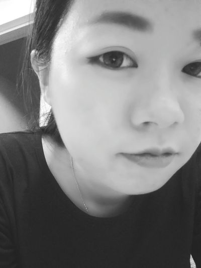 I Miss You So Much Lyric  Beautiful By Wanna One Touched 💗 Black And White Portrait Nocaption Tired But Smiling