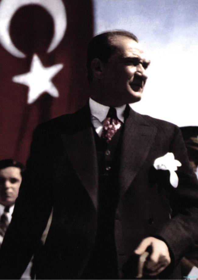 29EkimCumhuriyetBayramı Atatürk BenimDoğumGünüm29Ekim