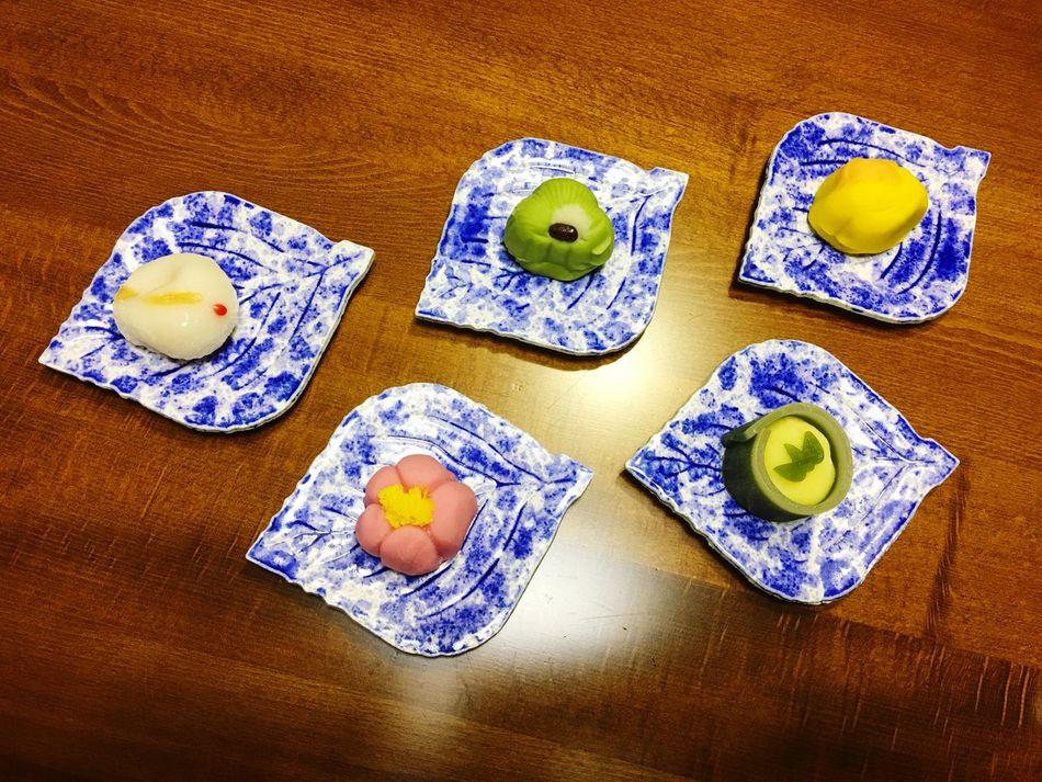 お正月の和菓子🎍 Wagashi Japanesetraditional Sweets