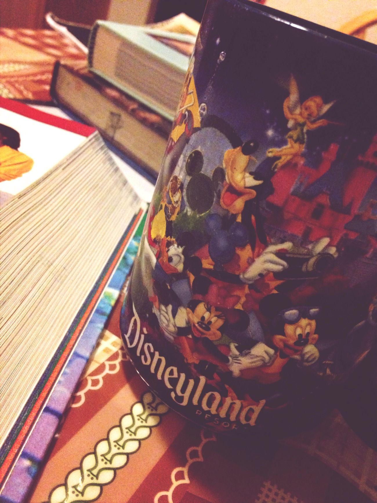 Coffee cause I'm gonna need it all night. ☕️ Enjoying Life Rainynights Homework Flow Coffee Mug Disneyland