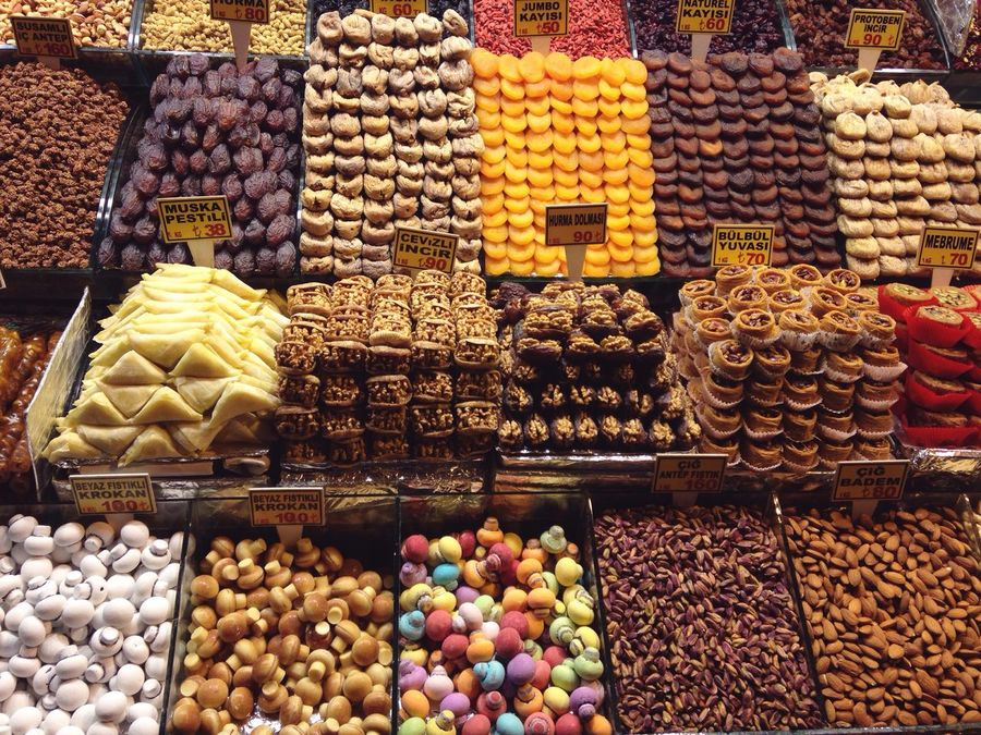Everything In Its Place dry fruits at the market Fruit Fruits Dryfruits Sweet Sweets