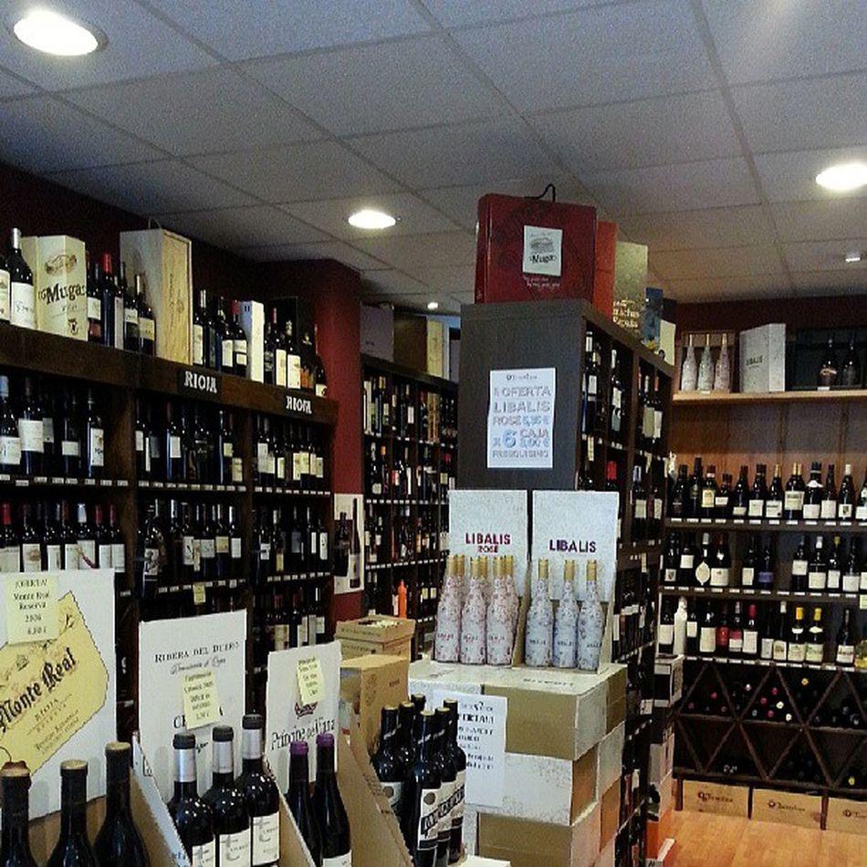 Preparando el Wineuptour en Tomevinos