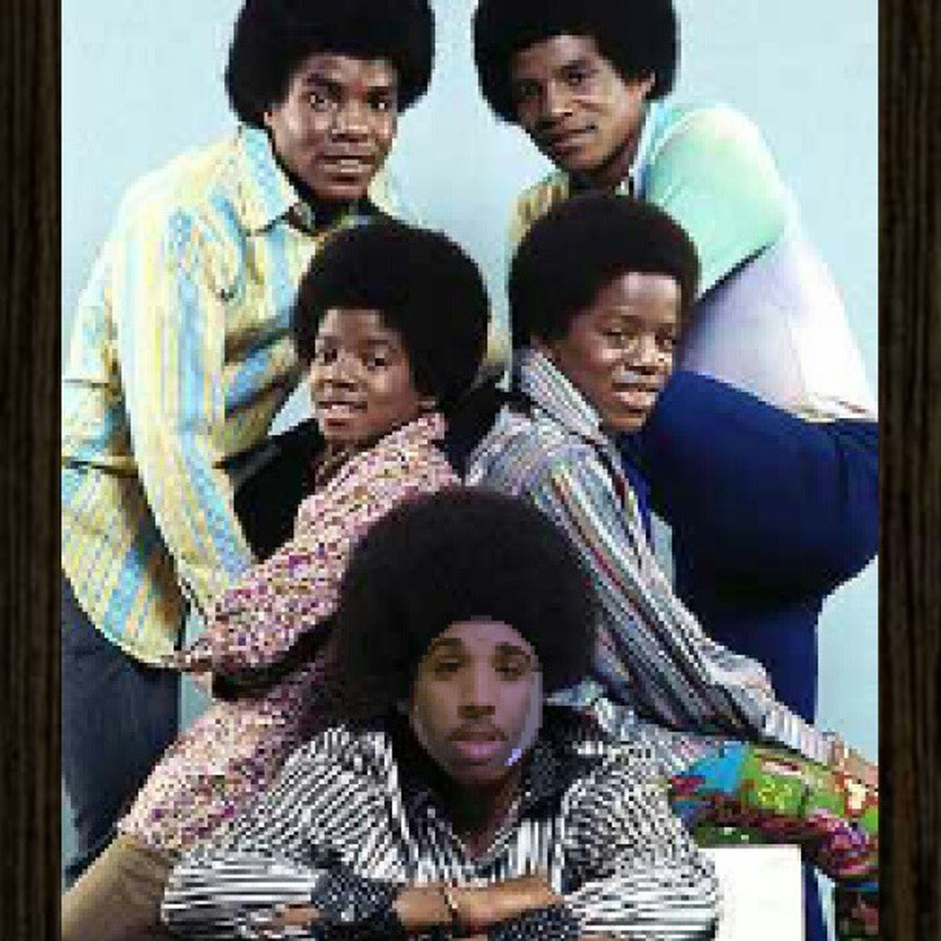 Sibling day MeAndTheBros Tito Michael Jackson 5 Jackson5 Abc WeLive WhenWeWereBrown Lol lmao